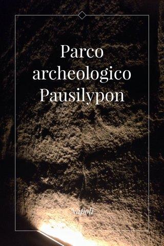 Parco archeologico Pausilypon Napoli