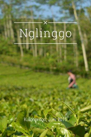 Nglinggo Kulonprogo, Juni 2016