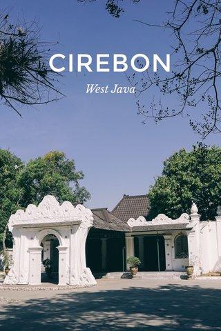 CIREBON West Java
