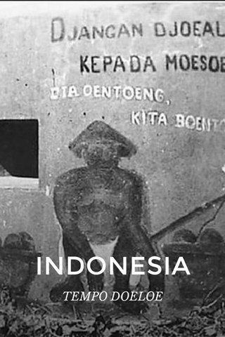 INDONESIA TEMPO DOELOE