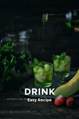 DRINK Easy Recipe