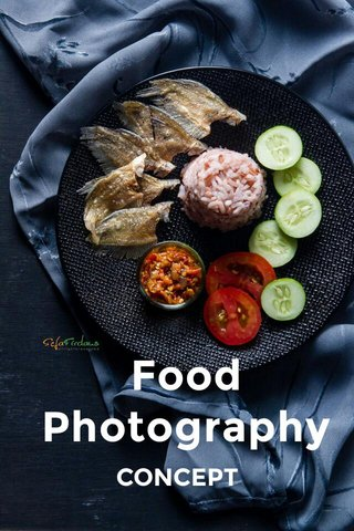 Food Photography CONCEPT