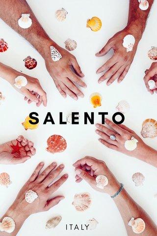 SALENTO ITALY