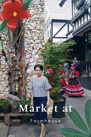 Market at Farmhouse