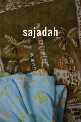 sajadah