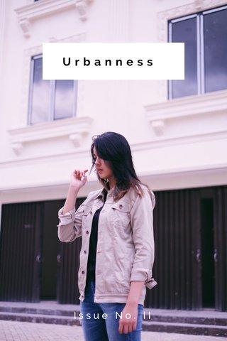 Urbanness Issue No. II