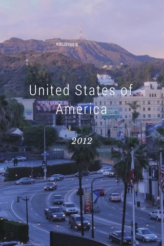 United States of America 2012