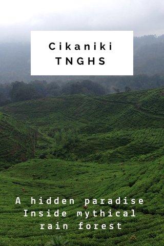 Cikaniki TNGHS A hidden paradise Inside mythical rain forest