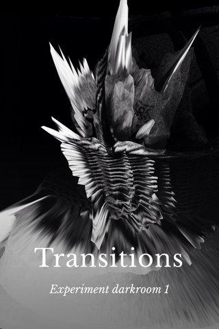 Transitions Experiment darkroom 1