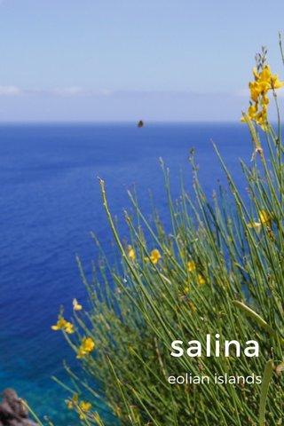 salina eolian islands