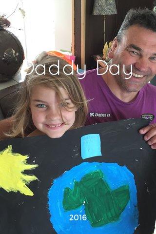 Daddy Day 2016