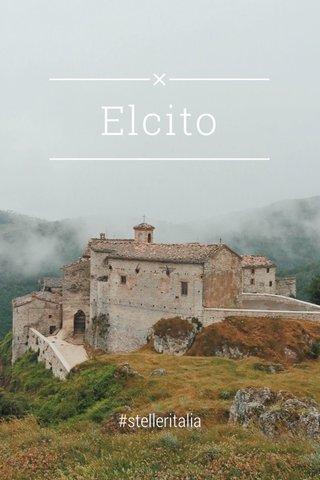 Elcito #stelleritalia