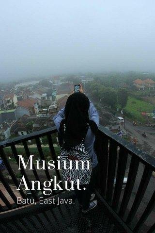 Musium Angkut. Batu, East Java.