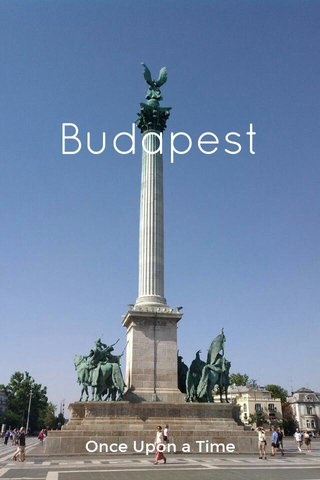 Budapest Once Upon a Time