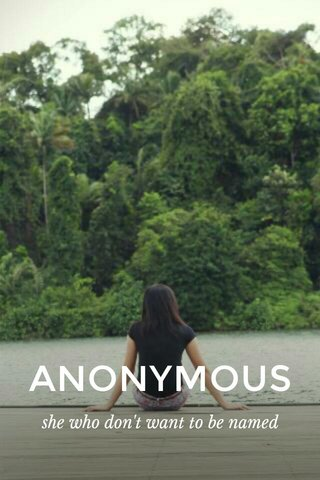 ANONYMOUS she who don't want to be named