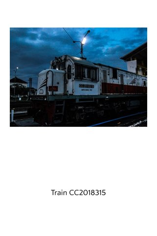 Train CC2018315