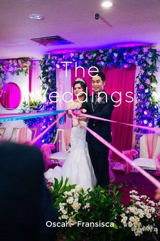 The Weddings Oscar - Fransisca