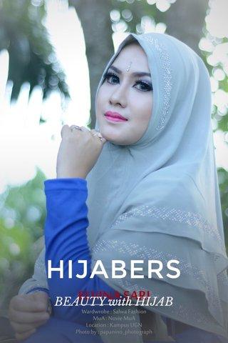 HIJABERS BEAUTY with HIJAB