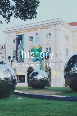 history singapore, 2016