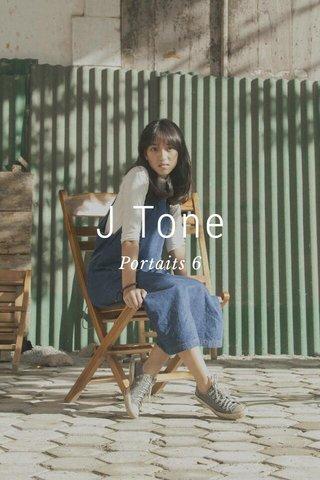 J Tone Portaits 6