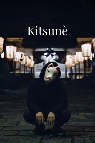 Kitsunè