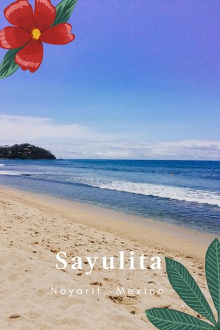 Sayulita Nayarit -México