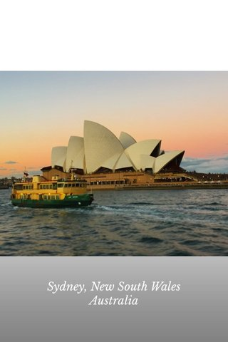 Sydney, New South Wales Australia