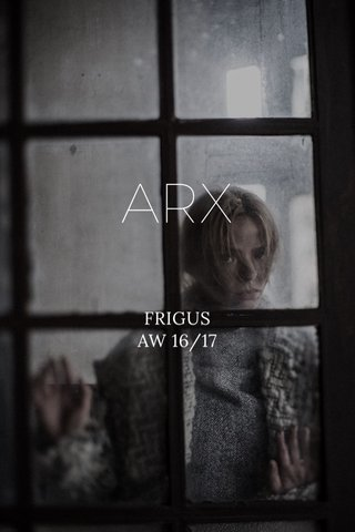 ARX FRIGUS AW 16/17