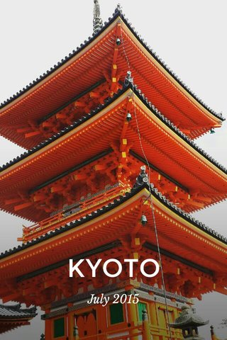 KYOTO July 2015
