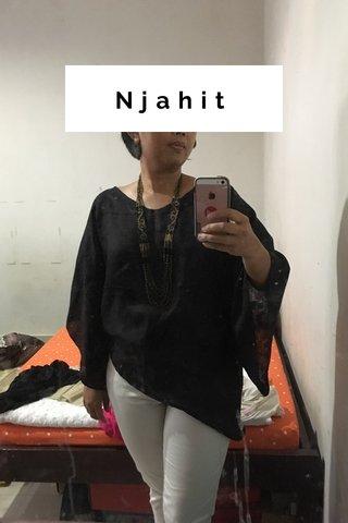 Njahit