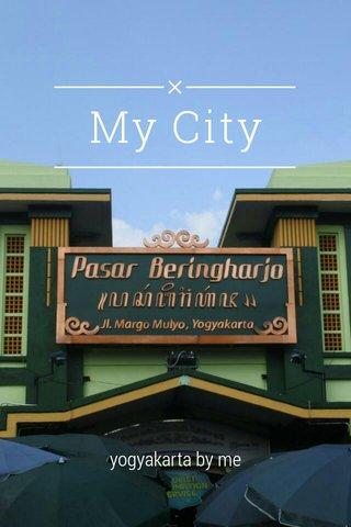 My City yogyakarta by me