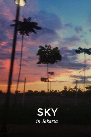 SKY in Jakarta