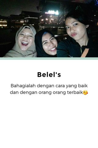 Belel's