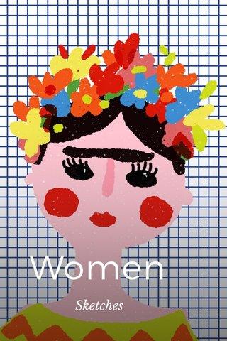 Women Sketches