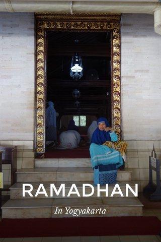 RAMADHAN In Yogyakarta