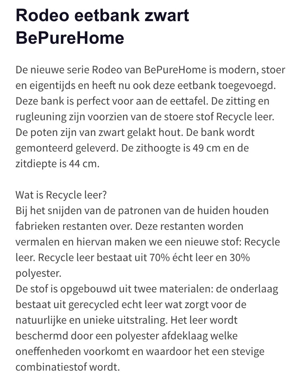 Eettafel Bank Wit Leer.Steller Create Beautiful Social Media Stories