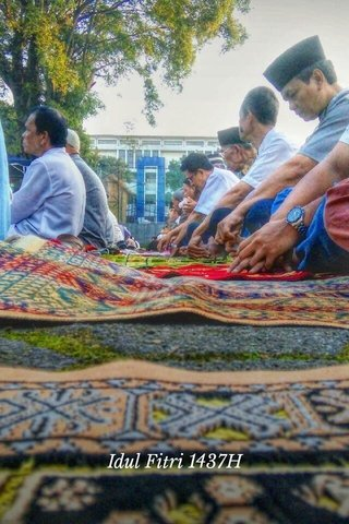 Idul Fitri 1437H