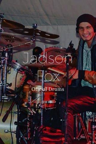 Jadson Fox Oficial Drums