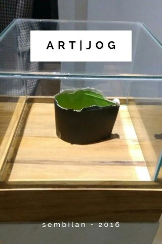 ART|JOG sembilan • 2016