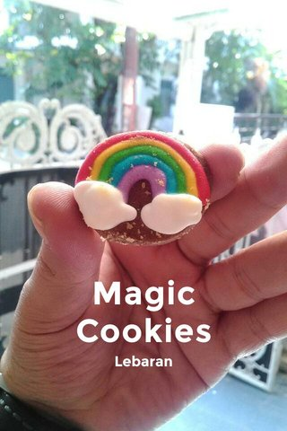 Magic Cookies Lebaran