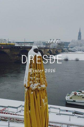 DRESDE Winter 2016