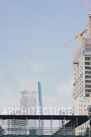 ARCHITECTURE #architecture #photography #jakarta