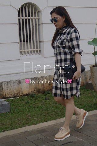 Flannel 🎀By rachels style🎀