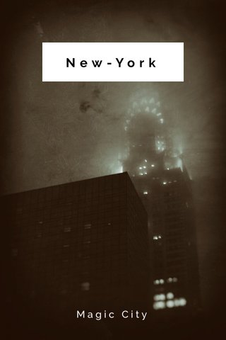 New-York Magic City