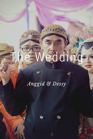 The Wedding Anggid & Dessy