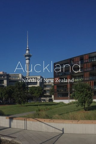 Auckland North of New Zealand