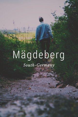 Mägdeberg South-Germany
