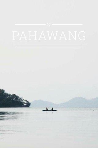 PAHAWANG