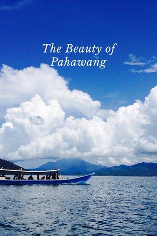 The Beauty of Pahawang