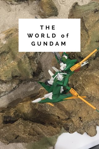 THE WORLD of GUNDAM